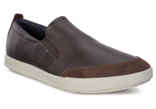 ECCO Mens Collin 2 Coffee Coffee